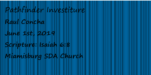 Sda Written Sermons