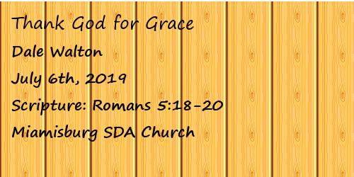 Sermons : Miamisburg SDA Church Miamisburg OH